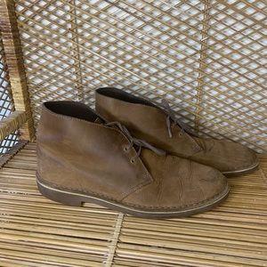 Clarks Bushacre 2 Chukka men's boots